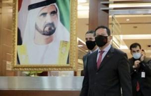 Ele terá encontros com árabes para promover o comércio exterior e falar da Amazônia