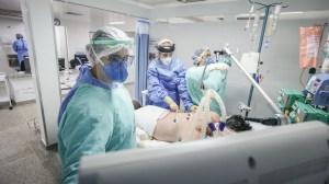 Em Manaus, 84% dos internados em UTI por Covid-19 não se vacinaram