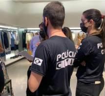 Imagens do circuito interno da Zara serão analisadas; loja diz ter adotado protocolo de segurança contra a Covid-19 por mulher estar sem máscara