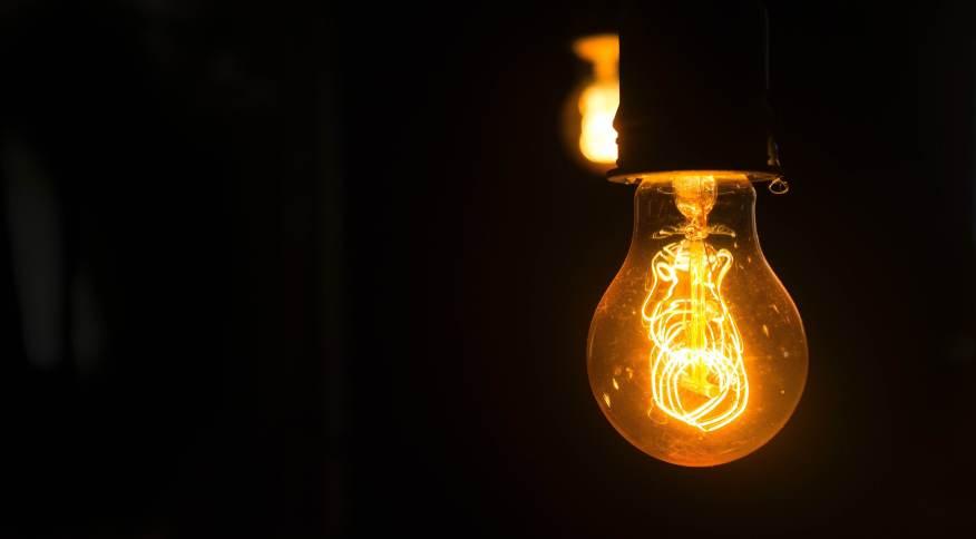Conta de luz ficou mais cara por crise hídrica