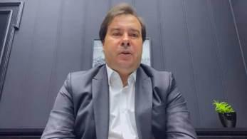 Jair Bolsonaro fez discursos em Brasília e São Paulo durante os atos do 7 de Setembro; para Maia, alinhamento dos partidos pode ser limitador