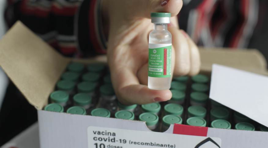 Vacina da AstraZeneca contra a Covid-19