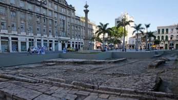 """Documento cita """"inércia institucional"""" na proteção do sitio arqueológico do Cais do Valongo"""