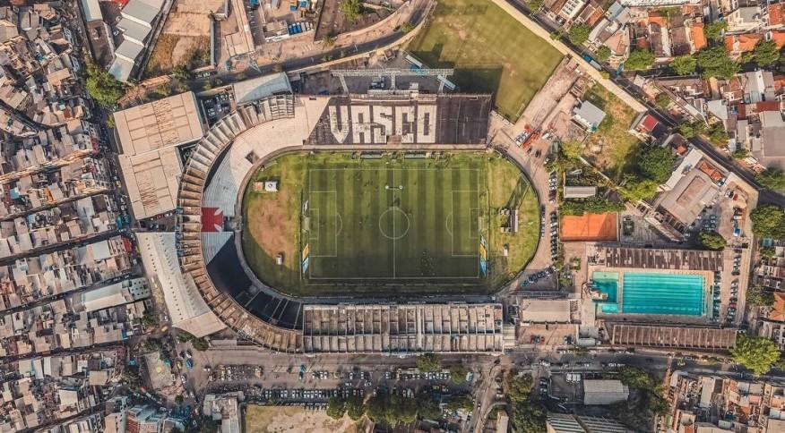 Estádio São Januário, do Vasco
