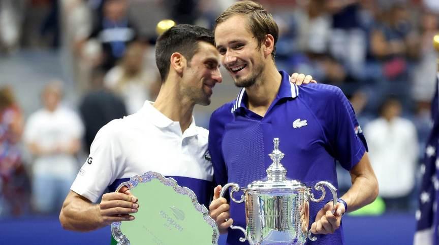Medvedev conquistou o US Open neste domingo (12)