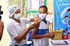 Crianças podem ser incluídas na vacinação contra Covid-19 do Rio em 2022