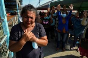 Paísenviou 3.600 policiais e militares como reforço para prisões em todo o país para manter a ordem