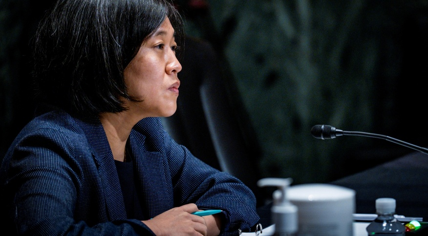 Indústria esperava mais detalhes em fala de Katherine Tai, representante comercial dos EUA