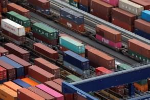Déficit comercial aumentou 4,2%, para US$ 73,3 bilhões, no mês passado, informou o Departamento do Comércio