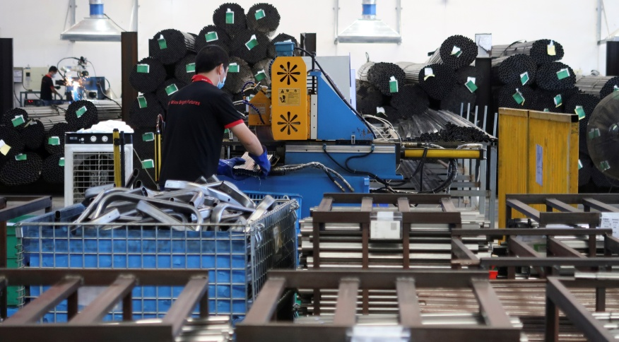 Fábrica da Kids II Inc em Jiujiang, China22/06/2021