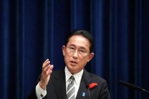 Fumio Kishida quer aumentar esforços para transferir a riqueza mais diretamente das empresas para as famílias