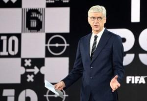 Arsène Wenger debaterá plano de Copa bienal com técnicos de 211 seleções