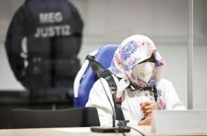 Ela foi detida depois defugir antesdeuma audiência no mês passado