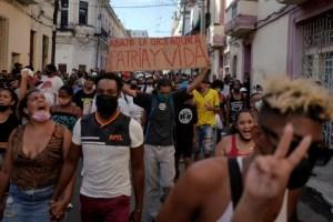 Human Rights Watch diz que Cuba cometeu abusos contra manifestantes
