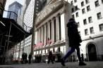 Bolsas dos EUA abrem em baixa após resultados trimestrais de Tesla e IBM