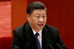 Comentários foram feitos pelo presidente chinês durante uma conferência em Pequim