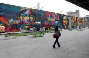 Região da Saúde, no Rio de Janeiro, foi o destaque brasileiro no ranking da revista Time Out Londres. Local mescla traços coloniais e arte urbana contemporânea