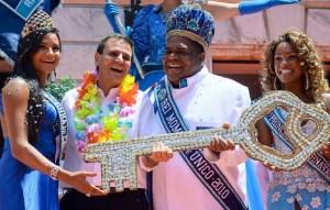 Cidade do Rio abre inscrições para concurso de Rei Momo e Rainha do Carnaval 2022