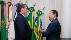 TSE retoma julgamento de cassação da chapa Bolsonaro-Mourão nesta quinta (28)