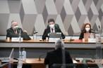 Senadores discutem relatório final da CPI da Pandemia neste fim de semana