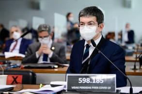 Na reta final, CPI da Pandemia recebe hoje o diretor-presidente da Agência Nacional de Saúde Suplementar (ANS), Paulo Roberto Rebello Filho