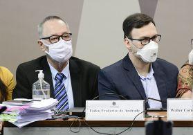 Operadora de saúde nega acusações realizadas por Walter Correa de Souza Neto e Tadeu Frederico Andrade em depoimento à CPI da Pandemia