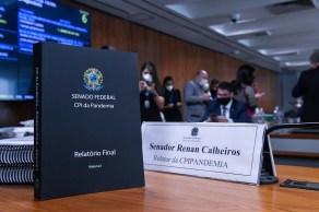São 16 sugestões de projetos de lei e uma proposta de emenda à Constituição (PEC) propostos no relatório do senador Renan Calheiros (MDB-AL)