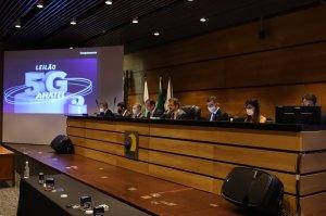 'Fantástico para a competição', diz Anatel sobre 15 interessados no leilão 5G
