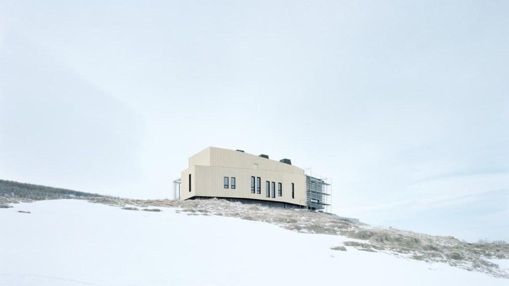 Centro Pesquisa Groenlândia