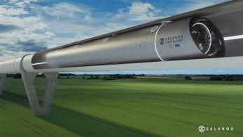 Hyperloop, uma espécie de cabine pressurizada com levitação magnética, está entre as inovações apresentadas