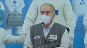 Previsão é de 354 milhões de doses de vacinas para 2022, diz Queiroga