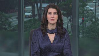 No quadroLiberdade de Opinião desta segunda-feira (11), a advogada comentou o fato do presidente Jair Bolsonaro (sem partido) falar que foi impedido de ir ao jogo do Santos e do Grêmio por não ter sido vacinado contra a Covid-19