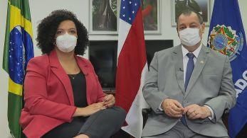 """Presidente da CPI disse que não há """"mal estar"""" entre senadores após vazamento do texto e nega contato com Bolsonaro"""