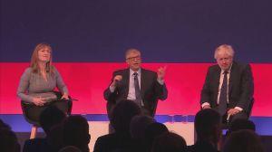 """Bill Gates e Boris Johnson fazem parceria para investir em """"tecnologia verde"""""""