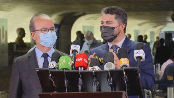 Senador Marcos Rogério demonstrou insatisfação com relatório apresentado sobre CPI da Pandemia