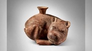 Artefatos maias são encontrados na rota de construção de trens do México