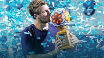 Após a vitória em Indian Wells neste domingo (17), o tenista alcançou a 15ª posição no ranking mundial