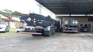 Polícia investiga furto de petróleo e combustível em dutos da Petrobras