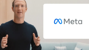 Facebook muda nome para Meta