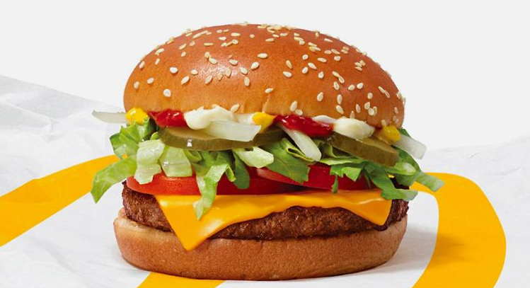Ação faz parte da parceria com a Beyond Meat, que teve uma valorização de 3% nas ações ao longo da manhã desta quinta-feira (14)