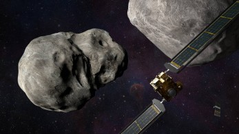Agência avalia como impactar o movimento de objetos espaciais próximo à Terra