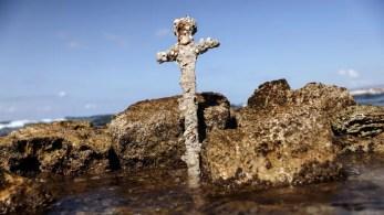 Objeto encontrado tem mais de 900 anos e está em ótimo estado de conservação