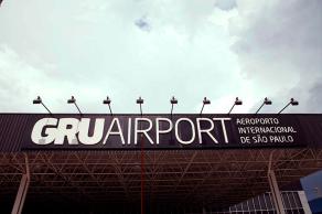 Terminal volta a operar para embarques e desembarques dos voos domésticos da companhia aérea Azul