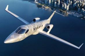 HondaJet 2600 Concept é proposto para transportar  até11 passageiros e realizar voos de até 4.682 km