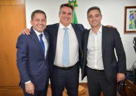 Durante o encontro, Bolsonaro reafirmou apoio à candidatura de Mendonça para uma vaga no Supremo Tribunal Federal (STF)