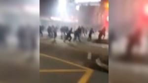 Brasileirão: Após clássico, torcedores de Corinthians e São Paulo brigam em Diadema