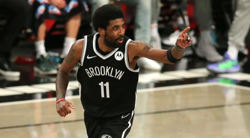 Kyrie Irving, armador do Brooklyn Nets