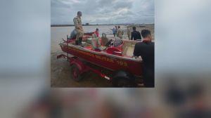 Sobe para seis o número de mortos em naufrágio no Rio Paraguai