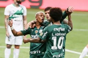 Sem conseguir vencer o Juventude em casa, palmeirenses somam 39 pontos, um a mais do que o Flamengo, mas bem atrás do time mineiro no topo da tabela