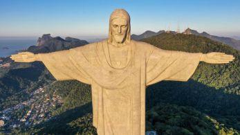 Conheça detalhes sobre a construção, história e importância do Cristo Redentor fazendo um quiz